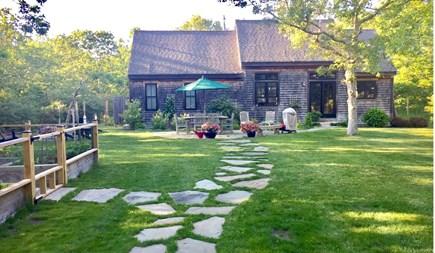 Edgartown Martha's Vineyard vacation rental - Garden Cottage a romantic get away.