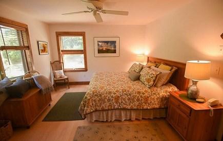 Oak Bluffs - Meadow View Farms Martha's Vineyard vacation rental - Master en-suite bedroom.