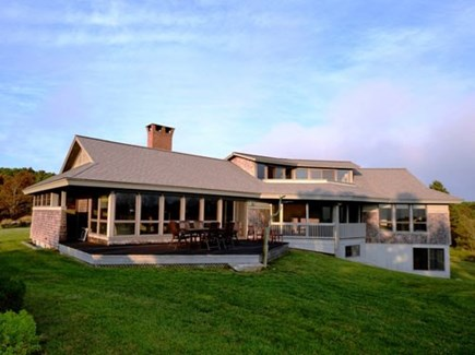 Chilmark Martha's Vineyard vacation rental - Exquisite Chilmark Home with private beach access