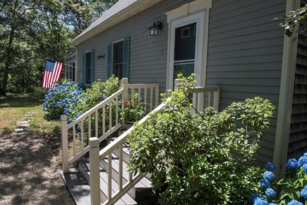 Oak Bluffs Martha's Vineyard vacation rental - Home entry