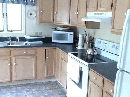 Oak Bluffs Martha's Vineyard vacation rental - Well stocked roomy kitchen