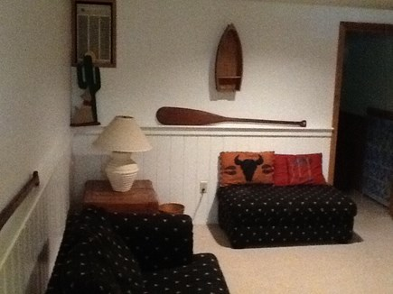 Oak Bluffs Martha's Vineyard vacation rental - Lower level game room