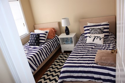 Oak Bluffs Martha's Vineyard vacation rental - 2nd Bedroom with twin beds.