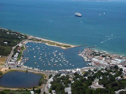 Oak Bluffs Martha's Vineyard vacation rental - Aerial view