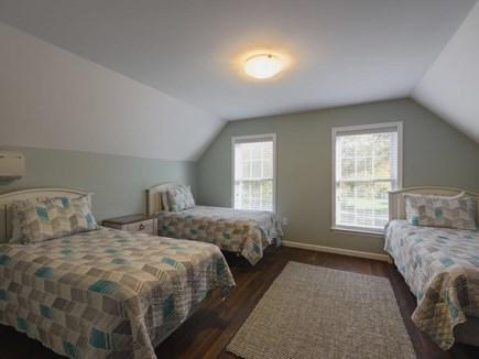 Oak Bluffs Martha's Vineyard vacation rental - Bedroom #4 - 3 Twin Beds