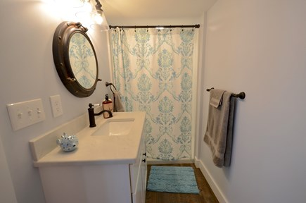 Oak Bluffs Martha's Vineyard vacation rental - Bathroom on First Floor