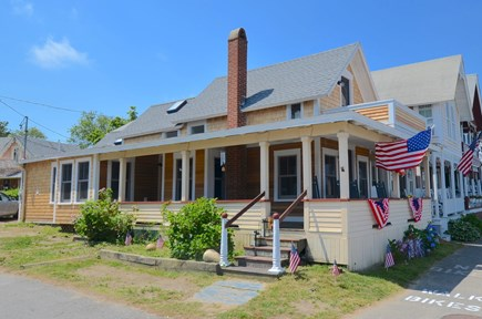 Oak Bluffs Martha's Vineyard vacation rental - Exterior View of Home