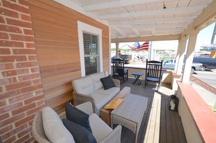Oak Bluffs Martha's Vineyard vacation rental - Comfortable Front Porch