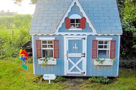 West Tisbury Martha's Vineyard vacation rental - Adorable playhouse