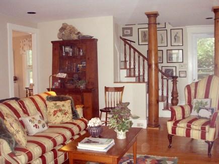 West Tisbury Martha's Vineyard vacation rental - Living Room 2nd View