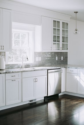 Vineyard Haven Martha's Vineyard vacation rental - Gourmet Kitchen with Granite Countertops