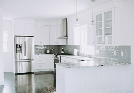Vineyard Haven Martha's Vineyard vacation rental - Gourmet Kitchen with Stainless Steel Appliances and Granite