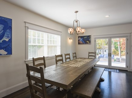 Vineyard Haven Martha's Vineyard vacation rental - Dining Area with seating for 10