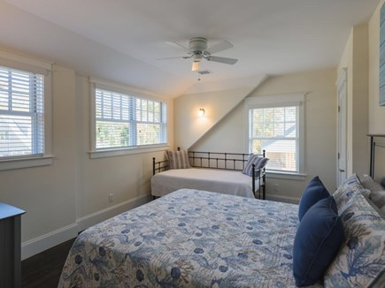 Vineyard Haven Martha's Vineyard vacation rental - 2nd Floor- Bedroom #4 Queen Bed, Daybed and Ensuite Full Bath