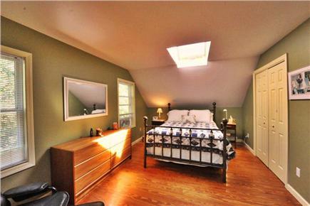 Edgartown Martha's Vineyard vacation rental - Upstairs queen bedroom