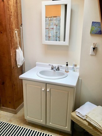 Edgartown Village Martha's Vineyard vacation rental - Upstairs bathroom