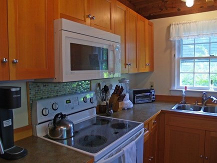 Edgartown Village Martha's Vineyard vacation rental - Recently renovated kitchen