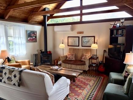 Edgartown Village Martha's Vineyard vacation rental - An inviting and comfortable living room