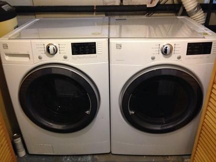 Oak Bluffs Martha's Vineyard vacation rental - Washer and Dryer