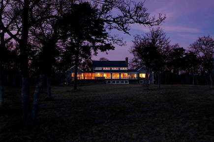 West Tisbury Martha's Vineyard vacation rental - Quiet nights in a peaceful country setting.
