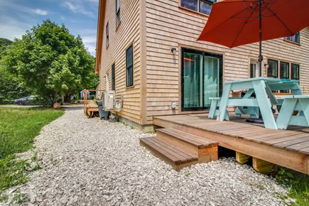 Vineyard Haven Martha's Vineyard vacation rental - This single level studio sits in a quiet residential neighborhood