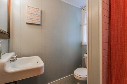 Vineyard Haven Martha's Vineyard vacation rental - Get washed and ready in this bathroom.