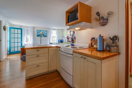 Vineyard Haven Martha's Vineyard vacation rental - There is everything you need to make a 5-star meal in the kitchen