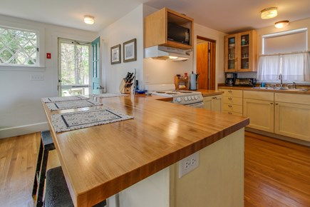 Vineyard Haven Martha's Vineyard vacation rental - There is room for everyone to gather at the heart of the home.