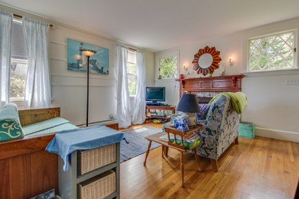 Vineyard Haven Martha's Vineyard vacation rental - Relax with family and friends in the living room.