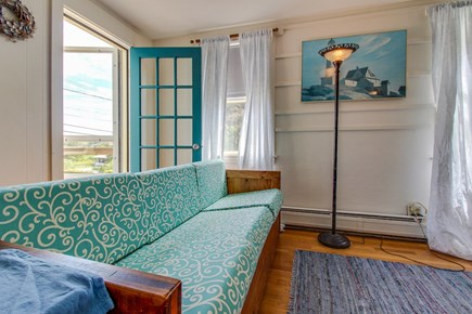 Vineyard Haven Martha's Vineyard vacation rental - Watch your favorite DVD in the furnished living room.
