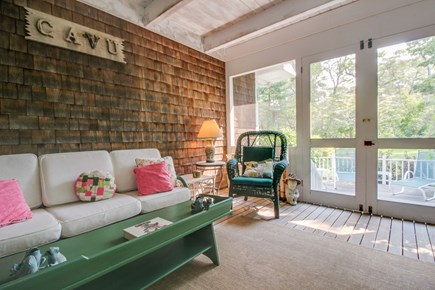 Vineyard Haven Martha's Vineyard vacation rental - Let the morning sun flood the room