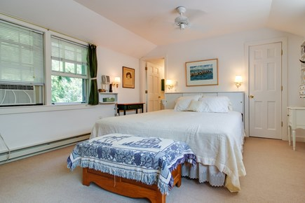 Vineyard Haven Martha's Vineyard vacation rental - Get rested and recharged for the next day in this queen size bed.
