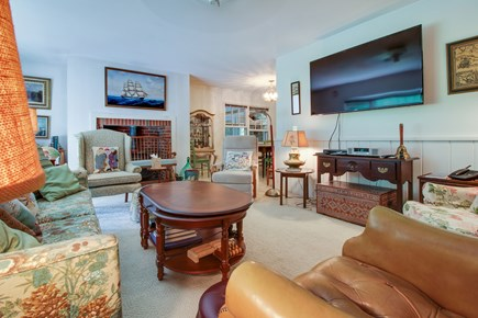 Vineyard Haven Martha's Vineyard vacation rental - This home is filled with antiques and retro decor.