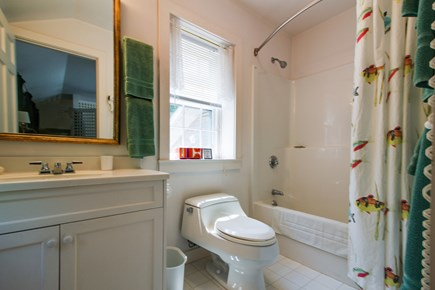 Vineyard Haven Martha's Vineyard vacation rental - Get washed and ready for the day in this bathroom.