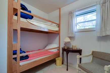 Vineyard Haven Martha's Vineyard vacation rental - The kids will love these twin size bunk beds.