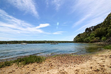 Vineyard Haven Martha's Vineyard vacation rental - Walk to Lagoon Pond from your house.