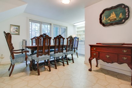 Vineyard Haven Martha's Vineyard vacation rental - Space for everyone to gather at the dining room table