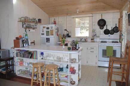 Oak Bluffs Martha's Vineyard vacation rental - Classic Cottage Kitchen