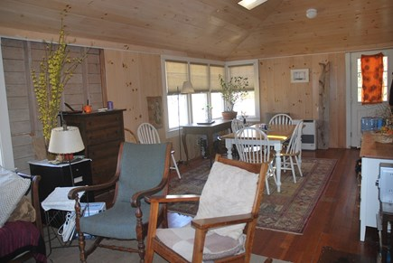 Oak Bluffs Martha's Vineyard vacation rental - Great Room with a nice open floor plan