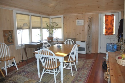 Oak Bluffs Martha's Vineyard vacation rental - Living and dining area