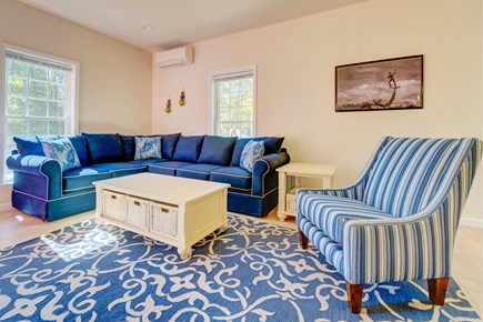 Oak Bluffs Martha's Vineyard vacation rental - Gather and spend time with friends and family in the living room.