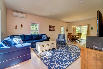 Oak Bluffs Martha's Vineyard vacation rental - Relax and watch some TV after a long day of exploring.
