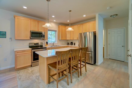 Oak Bluffs Martha's Vineyard vacation rental - This kitchen has everything you need to create a home cooked meal