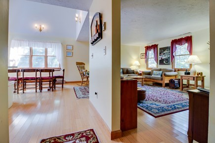 Edgartown Martha's Vineyard vacation rental - Open floor plan for family gatherings