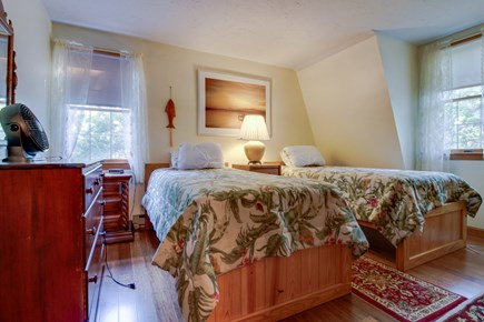 Edgartown Martha's Vineyard vacation rental - Twin beds are perfect for kids or younger guests