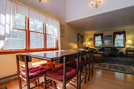 Edgartown Martha's Vineyard vacation rental - Relax with new bamboo floors and Persian rugs