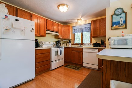 Edgartown Martha's Vineyard vacation rental - A full kitchen provides any cooking supplies you need
