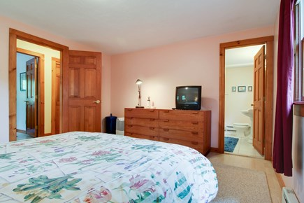 Edgartown Martha's Vineyard vacation rental - Master bedroom boasts plenty of space and storage
