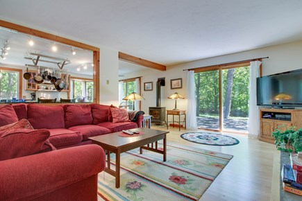 Edgartown Martha's Vineyard vacation rental - You'll feel welcome the minute you enter the comfortable space