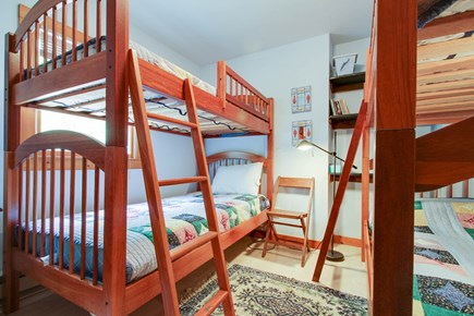 Edgartown Martha's Vineyard vacation rental - Lots of space for the kids in these bunk beds